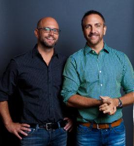 BlueprintNYC founding partners DJ Hanson and John Sideris