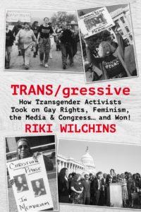 TRANS/gressive book cover