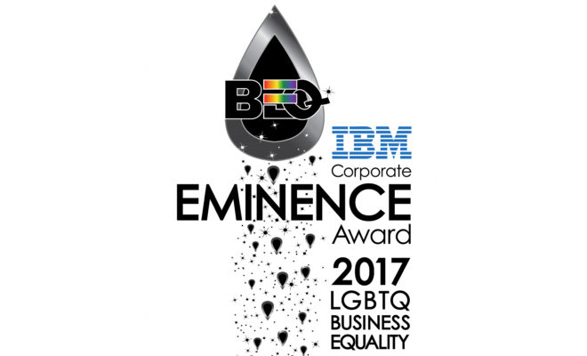 IBM Honored With Inaugural BEQ Pride Corporate Eminence Award | Business  Equality Magazine