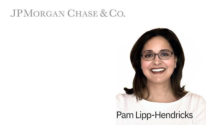 Pam Lipp-Hendricks: Prioritizing diversity at JPMorgan Chase
