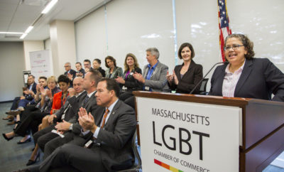 The MA LGBTCC Public Launch