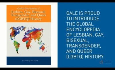 Gale LGBTQ Encyclopedia