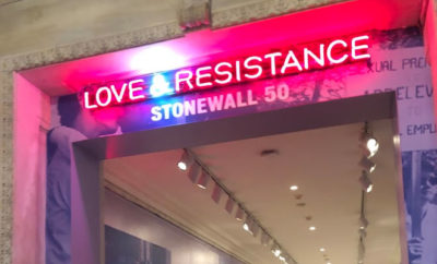 Love & Resistance @ NYPL