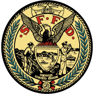 San Francisco Fire Department Seal