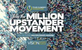 Tyler Clementi Million Upstander Movement