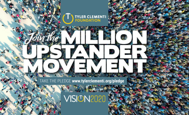 Tyler Clementi Million Upstander Movement