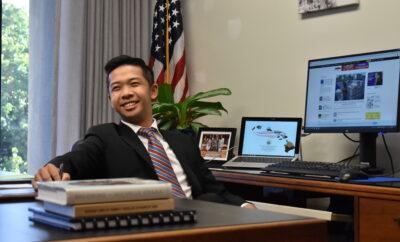 State Representative Adrian Tam - Hawaii